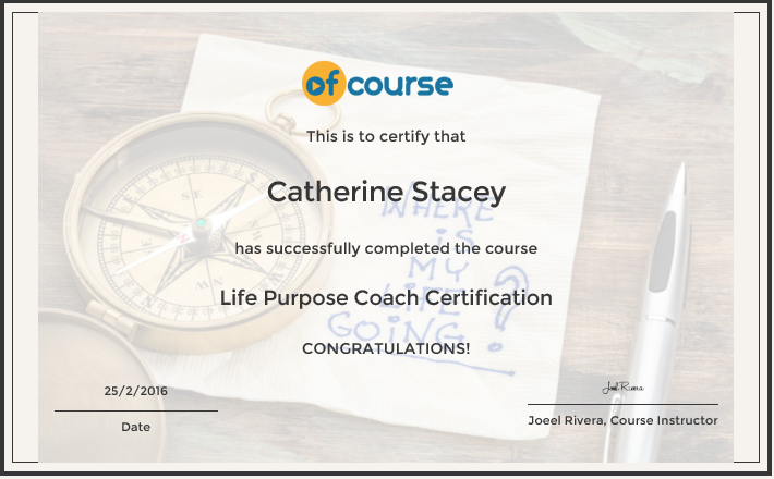 Life Coaching Life Purpose Coach Certification Course Reed